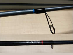 Joe Pro Series Fishing Rod by Kraemer Custom Rods, and Made in the USA