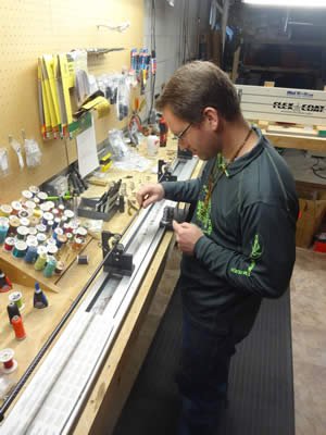 Custom Fishing Rod Repairs and Modifications Wisconsin