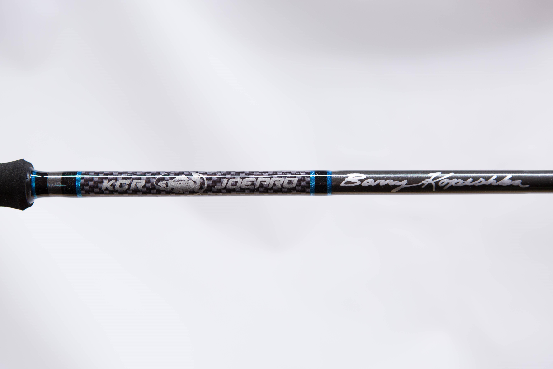Custom fishing rod shop kraemer custom rods made in the usa for Fishing rods made in usa
